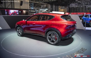 Alfa Romeo Tonale Concept  - Photo 2