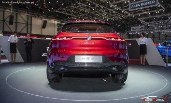 Alfa Romeo Tonale Concept  - Photo 3
