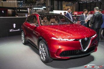 Alfa Romeo Tonale Concept  - Photo 4