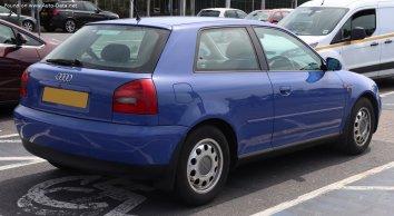Audi A3 (8L) - Photo 2
