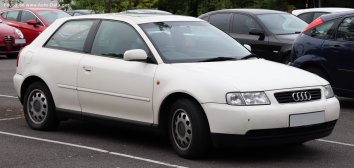 Audi A3 (8L) - Photo 3