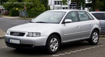 Audi A3 (8L facelift 2000)