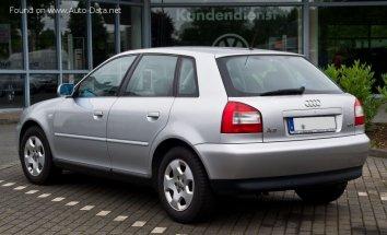 Audi A3 (8L facelift 2000) - Photo 2