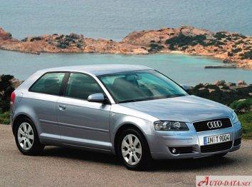 Audi A3 (8P) - Photo 3