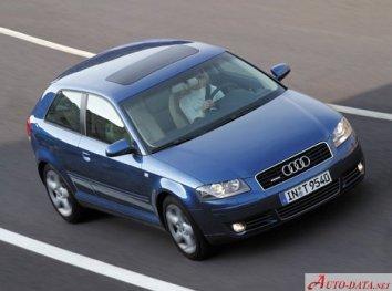 Audi A3 (8P) - Photo 4