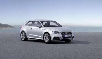 Audi A3 (8V facelift 2016)