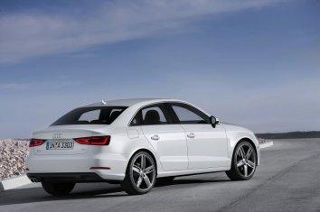 Audi A3 Sedan (8V) - Photo 2