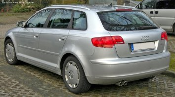 Audi A3 Sportback (8PA) - Photo 4