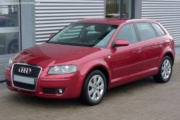 Audi A3 Sportback (8PA) - Photo 5