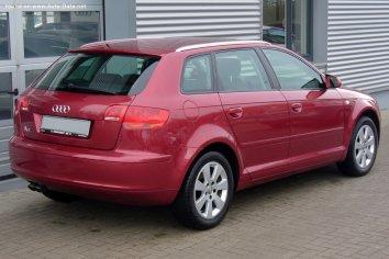 Audi A3 Sportback (8PA) - Photo 6