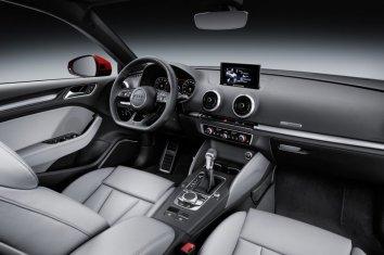 Audi A3 Sportback (8V facelift 2016) - Photo 4