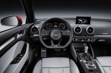 Audi A3 Sportback (8V facelift 2016) - Photo 6