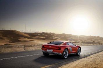 Audi nanuk quattro concept  - Photo 4