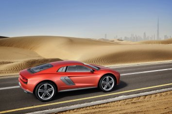 Audi nanuk quattro concept  - Photo 5