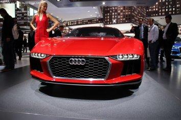 Audi nanuk quattro concept  - Photo 7