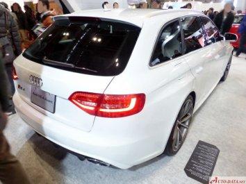 Audi RS 4 Avant (B8) - Photo 4