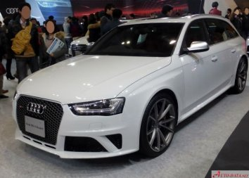 Audi RS 4 Avant (B8) - Photo 5