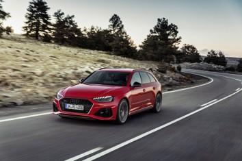 Audi RS 4 Avant (B9 facelift 2019)