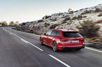 Audi RS 4 Avant (B9 facelift 2019) - Photo 2