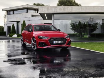 Audi RS 4 Avant (B9 facelift 2019) - Photo 3