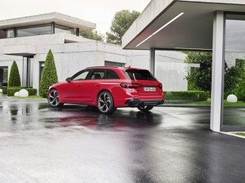 Audi RS 4 Avant (B9 facelift 2019) - Photo 4
