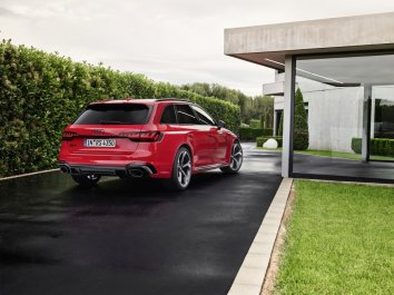 Audi RS 4 Avant (B9 facelift 2019) - Photo 5