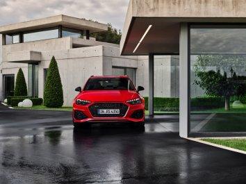 Audi RS 4 Avant (B9 facelift 2019) - Photo 6