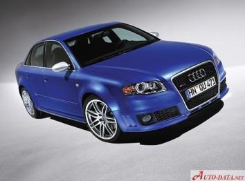 Audi RS 4 Salon (8E B7)
