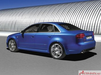 Audi RS 4 Salon (8E B7) - Photo 2