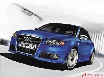 Audi RS 4 Salon (8E B7) - Photo 3