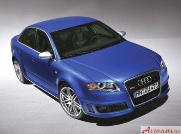 Audi RS 4 Salon (8E B7) - Photo 4