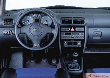 Audi S3 (8L) - Photo 2