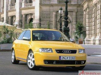 Audi S3 (8L) - Photo 3