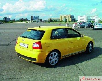 Audi S3 (8L) - Photo 4