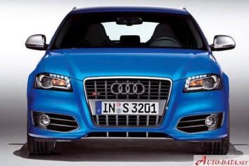 Audi S3 (8P facelift 2008)