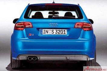 Audi S3 (8P facelift 2008) - Photo 2
