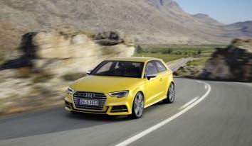 Audi S3 (8V facelift 2016)