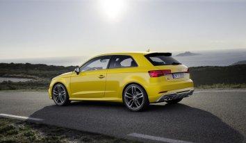Audi S3 (8V facelift 2016) - Photo 2