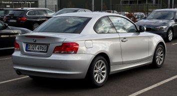 BMW 1 Series Coupe (E82 LCI facelift 2011) - Photo 2