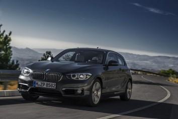 BMW 1 Series Hatchback 3dr (F21 LCI facelift 2015)