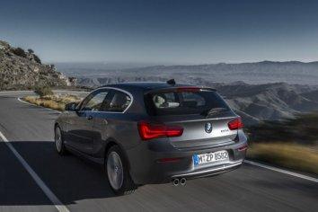 BMW 1 Series Hatchback 3dr (F21 LCI facelift 2015) - Photo 2