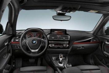 BMW 1 Series Hatchback 3dr (F21 LCI facelift 2015) - Photo 3