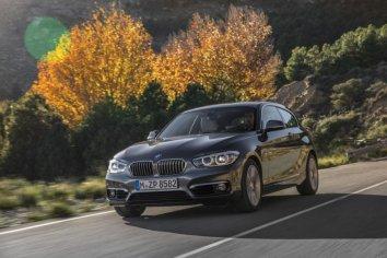BMW 1 Series Hatchback 3dr (F21 LCI facelift 2015) - Photo 6