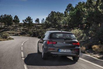 BMW 1 Series Hatchback 3dr (F21 LCI facelift 2015) - Photo 7