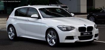 BMW 1 Series Hatchback 5dr (F20) - Photo 5