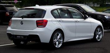 BMW 1 Series Hatchback 5dr (F20) - Photo 6