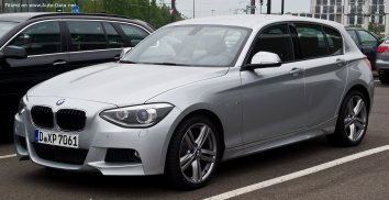 BMW 1 Series Hatchback 5dr (F20) - Photo 7