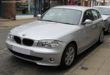BMW 1 Series Hatchback (E87)