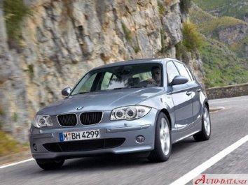 BMW 1 Series Hatchback (E87) - Photo 5