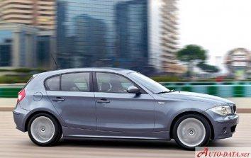 BMW 1 Series Hatchback (E87) - Photo 6